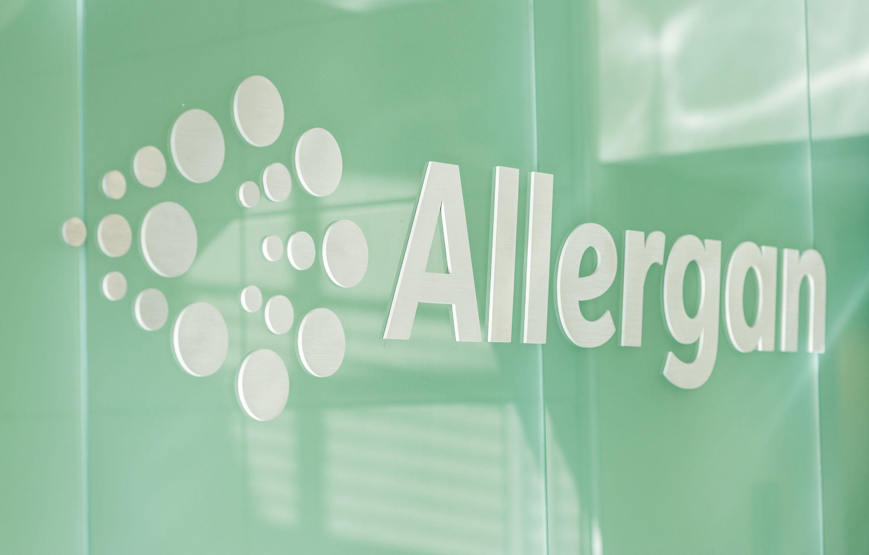 Allergan Story Banner Image