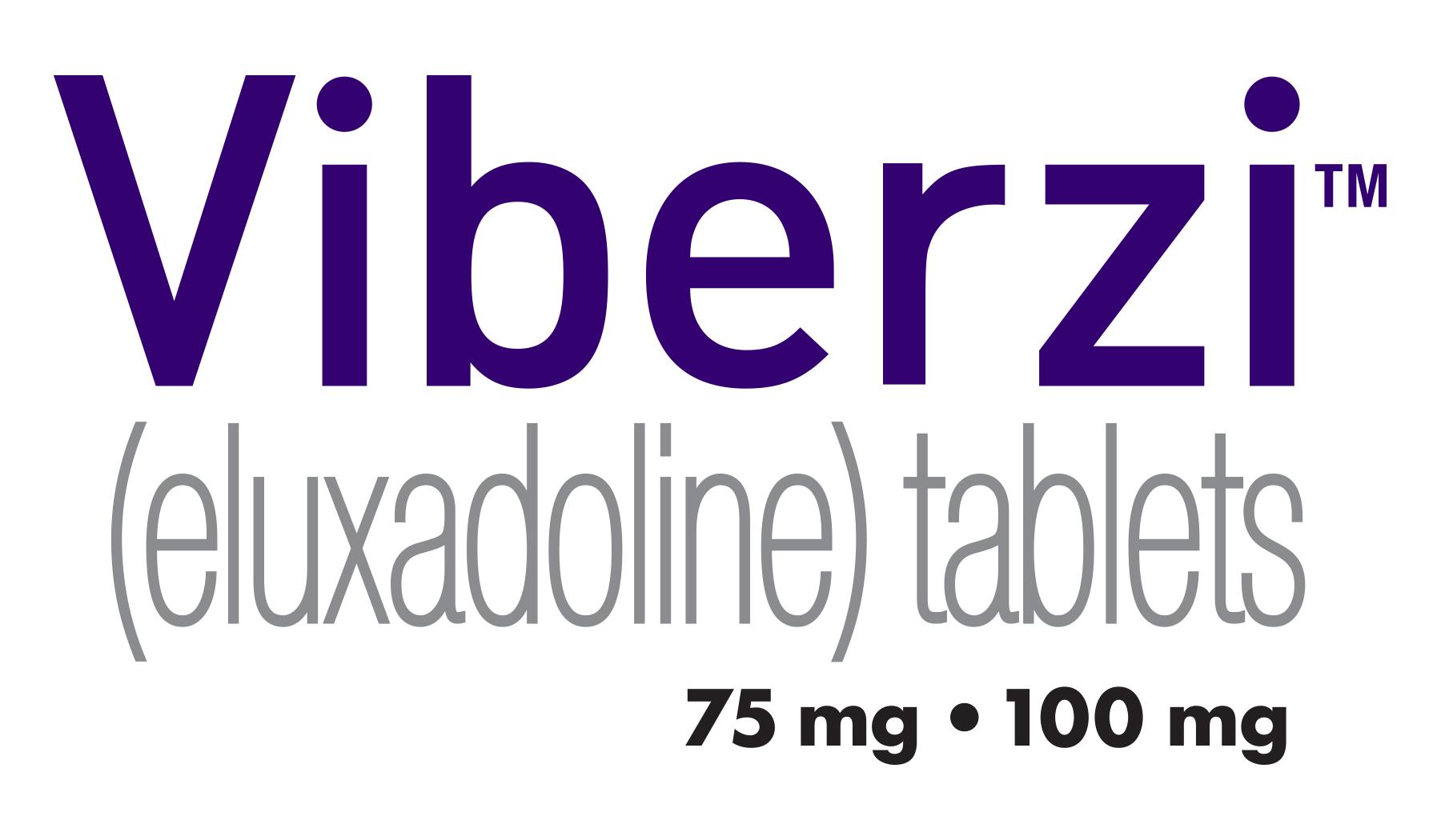 VIBERZI (eluxadoline) tablets