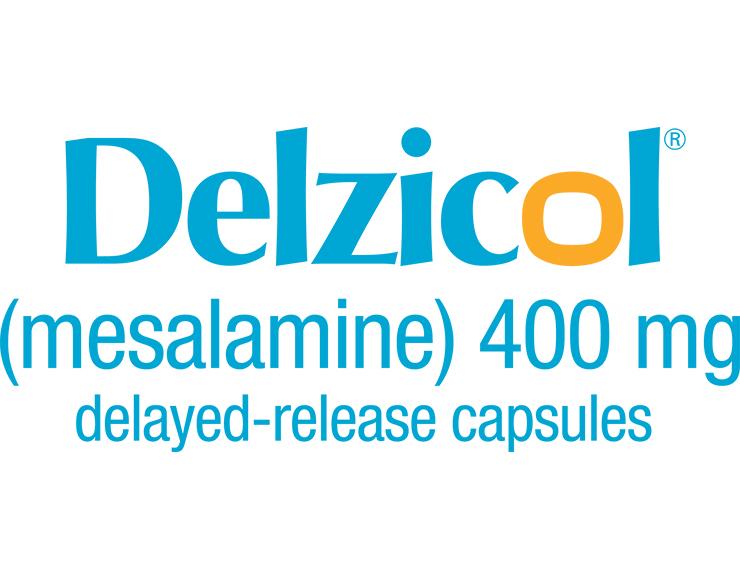 Delzicol® (mesalamine) delayed-release capsules 400mg