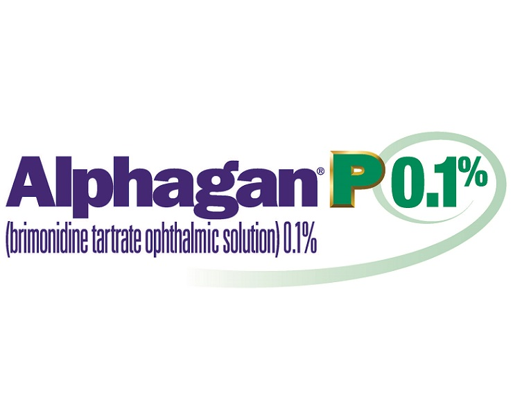 ALPHAGAN® P 0.1% (brimonidine tartrate ophthalmic solution)