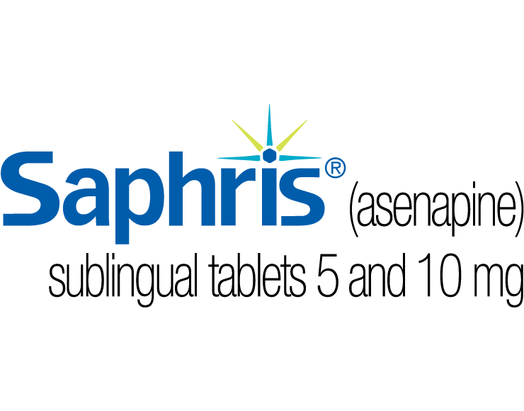 SAPHRIS® (asenapine) sublingual tablets