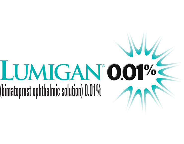 LUMIGAN® 0.01% (bimatoprost ophthalmic solution) 0.01%
