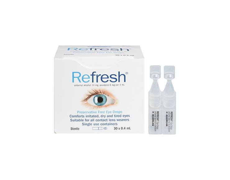 REFRESH® Eye Drops