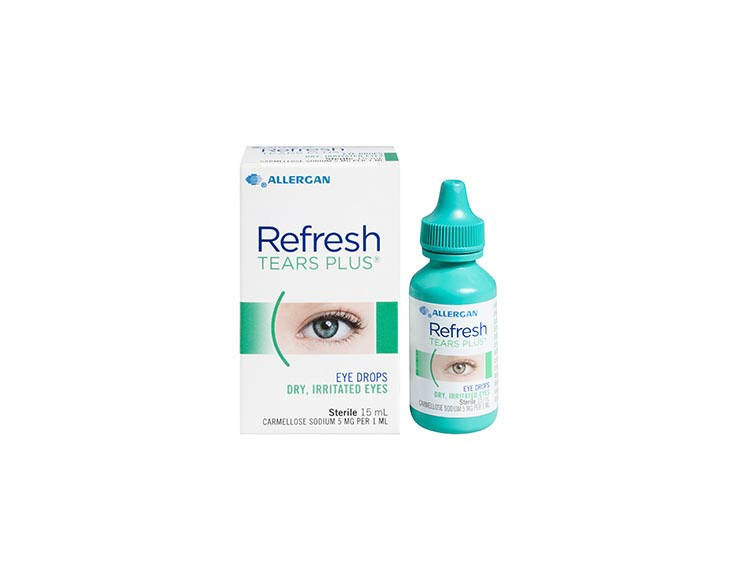 REFRESH TEARS PLUS® Eye Drops image
