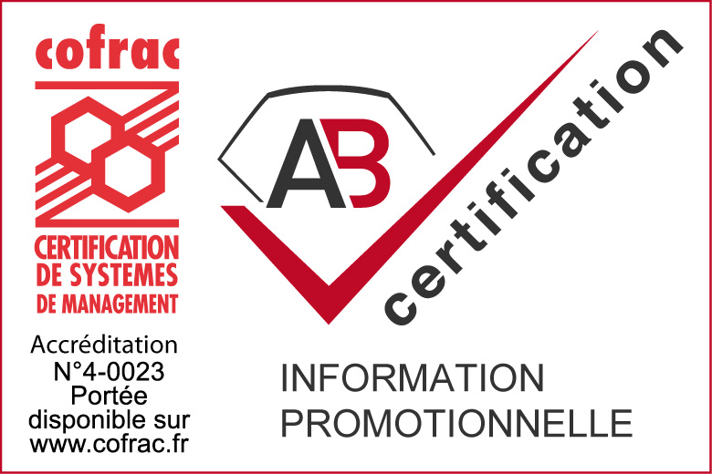 Logo AB Certification