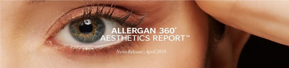 THE ALLERGAN 360° AESTHETIC REPORT